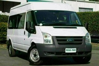 Ford Transit Mid Roof, Acacia Ridge, 2011 Ford Transit Mid Roof VM Bus