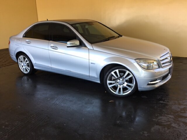 Used Mercedes-Benz C220 CDI Avantgarde, Toowoomba, 2010 Mercedes-Benz C220 CDI Avantgarde Sedan