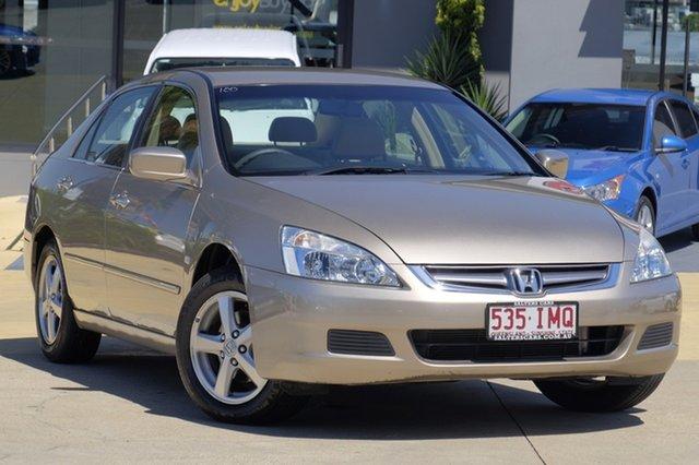 Used Honda Accord VTi, Moorooka, Brisbane, 2004 Honda Accord VTi Sedan