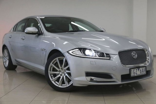 Used Jaguar XF Luxury, Doncaster, 2012 Jaguar XF Luxury Sedan
