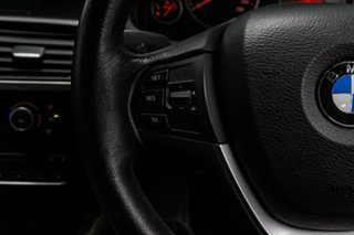 2011 BMW X3 xDrive30d Steptronic Wagon.