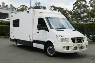Discounted Used Mercedes-Benz Sprinter 519 CDI LWB, Acacia Ridge, 2011 Mercedes-Benz Sprinter 519 CDI LWB 906 MY10 Cab Chassis