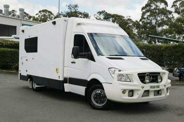 Used Mercedes-Benz Sprinter 519CDI LWB, Acacia Ridge, 2011 Mercedes-Benz Sprinter 519CDI LWB NCV3 MY11 Cab Chassis