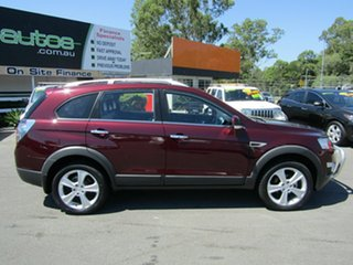 2011 Holden Captiva 7 LX (4x4) Wagon.