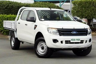 Used Ford Ranger XL Double Cab 4x2 Hi-Rider, Acacia Ridge, 2014 Ford Ranger XL Double Cab 4x2 Hi-Rider PX Utility