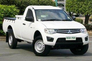 Discounted Used Mitsubishi Triton GLX, Acacia Ridge, 2012 Mitsubishi Triton GLX MN MY12 Utility