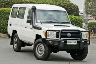 Used Toyota Landcruiser Workmate Troopcarrier, Acacia Ridge, 2011 Toyota Landcruiser Workmate Troopcarrier VDJ78R MY10 Wagon