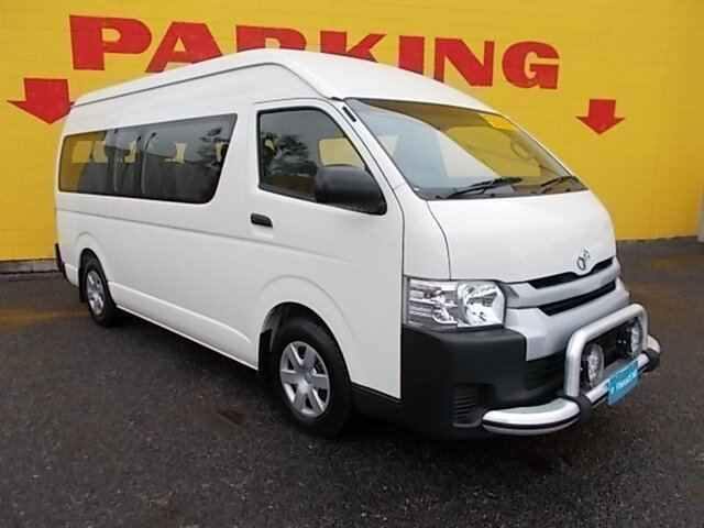 Used Toyota Hiace Commuter High Roof Super LWB, Winnellie, 2015 Toyota Hiace Commuter High Roof Super LWB Bus