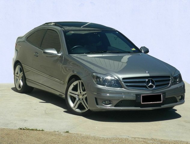 Used Mercedes-Benz CLC 200 Kompressor Evolution +, Moorooka, 2010 Mercedes-Benz CLC 200 Kompressor Evolution + Coupe