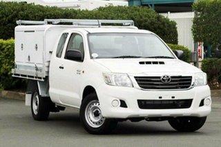 Used Toyota Hilux SR Xtra Cab, Acacia Ridge, 2013 Toyota Hilux SR Xtra Cab KUN16R MY12 Utility