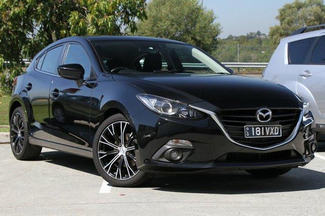 Used Mazda 3 SP25 SKYACTIV-MT, Moorooka, Brisbane, 2015 Mazda 3 SP25 SKYACTIV-MT Hatchback