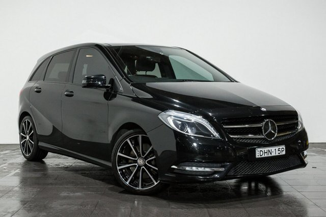 Used Mercedes-Benz B250 BlueEFFICIENCY DCT, Rozelle, 2013 Mercedes-Benz B250 BlueEFFICIENCY DCT Hatchback