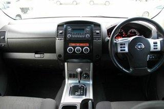 2012 Nissan Navara ST-X 550 Utility.