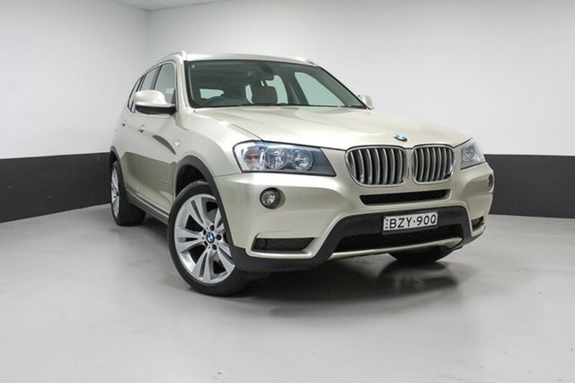 Used BMW X3 xDrive30d Steptronic, Hamilton, 2011 BMW X3 xDrive30d Steptronic Wagon