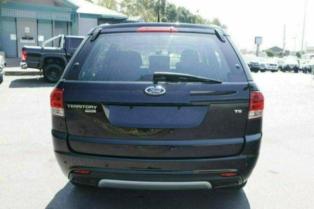 Discounted Used Ford Territory TS Seq Sport Shift, Acacia Ridge, 2011 Ford Territory TS Seq Sport Shift SZ Wagon