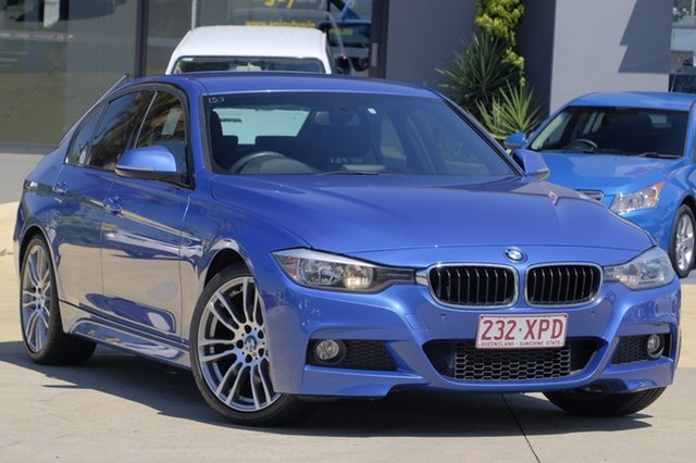 Used BMW 320D, Moorooka, Brisbane, 2013 BMW 320D Sedan