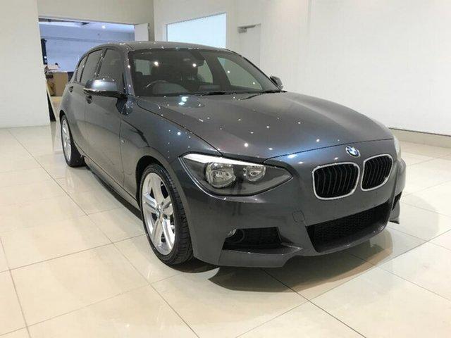 Used BMW 118d Steptronic, Hobart, 2015 BMW 118d Steptronic Hatchback
