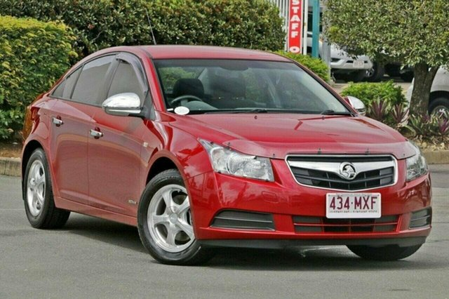 Discounted Used Holden Cruze CD, Acacia Ridge, 2010 Holden Cruze CD JG Sedan