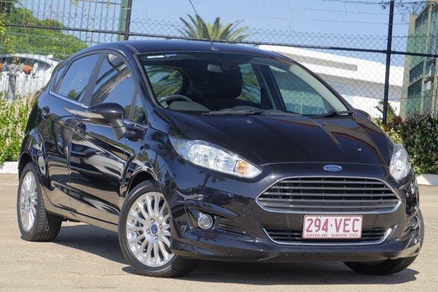 Used Ford Fiesta Sport PwrShift, Moorooka, Brisbane, 2014 Ford Fiesta Sport PwrShift Hatchback