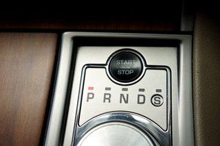 2009 Jaguar XF Luxury Sedan.