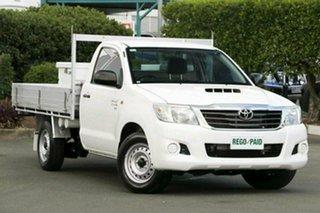 Used Toyota Hilux SR, Acacia Ridge, 2011 Toyota Hilux SR KUN16R MY12 Cab Chassis