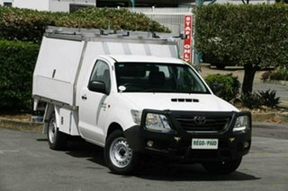 Discounted Used Toyota Hilux SR, Acacia Ridge, 2012 Toyota Hilux SR KUN16R MY12 Cab Chassis