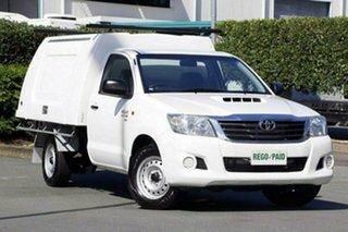 Used Toyota Hilux SR, Acacia Ridge, 2013 Toyota Hilux SR KUN16R MY12 Cab Chassis