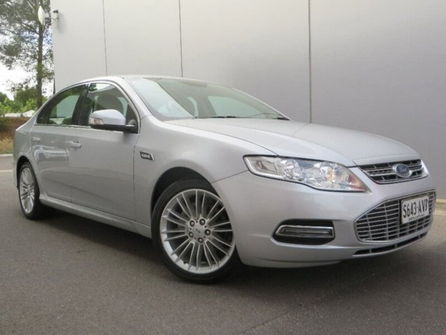 Used Ford Falcon G6E EcoBoost, Reynella, 2013 Ford Falcon G6E EcoBoost Sedan