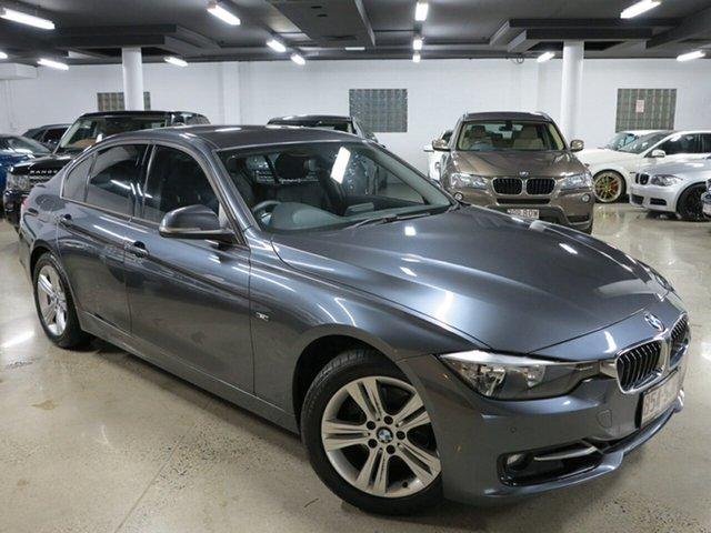 Used BMW 320i, Albion, 2012 BMW 320i Sedan