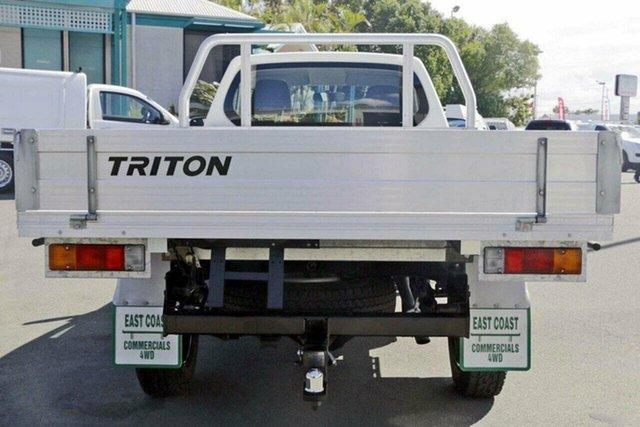 Used Mitsubishi Triton GLX, Acacia Ridge, 2012 Mitsubishi Triton GLX MN MY12 Cab Chassis