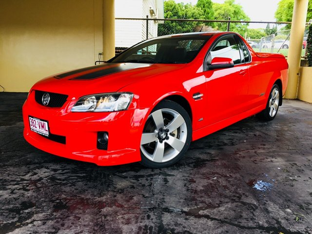 Used Holden Commodore SS-V, Toowoomba, 2007 Holden Commodore SS-V Utility
