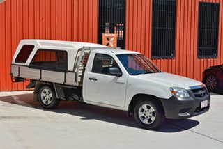 2009 Mazda BT-50 DX Cab Chassis.