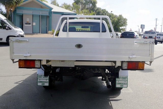 Used Toyota Hilux Workmate, Acacia Ridge, 2013 Toyota Hilux Workmate TGN16R MY14 Cab Chassis