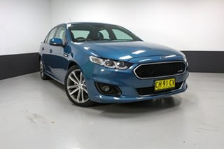 2015 Ford Falcon XR6 Sedan.