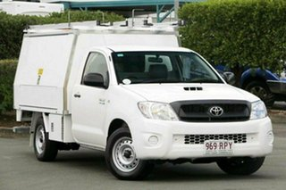 Used Toyota Hilux SR, Acacia Ridge, 2011 Toyota Hilux SR KUN16R MY10 Cab Chassis