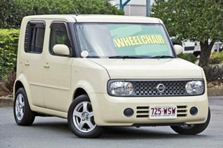 Used Nissan Cube, Acacia Ridge, 2007 Nissan Cube wheelchair