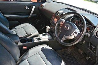 2012 Nissan Dualis +2 Hatch X-tronic 2WD Ti-L Hatchback.