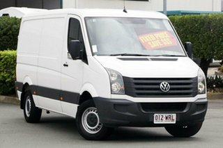 Used Volkswagen Crafter 35 MWB TDI300 Runner, Acacia Ridge, 2015 Volkswagen Crafter 35 MWB TDI300 Runner 2ED1 MY15 Van