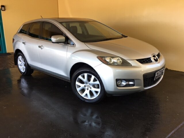 Used Mazda CX-7 Luxury (4x4), Toowoomba, 2007 Mazda CX-7 Luxury (4x4) Wagon