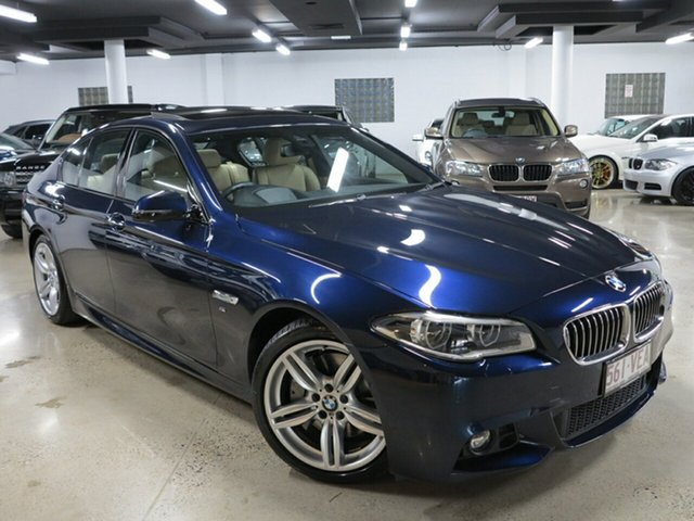 Discounted Used BMW 535D M Sport Steptronic, Albion, 2014 BMW 535D M Sport Steptronic Sedan