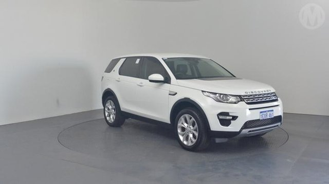 Used Land Rover Discovery Sport SD4 HSE, Altona North, 2015 Land Rover Discovery Sport SD4 HSE Wagon
