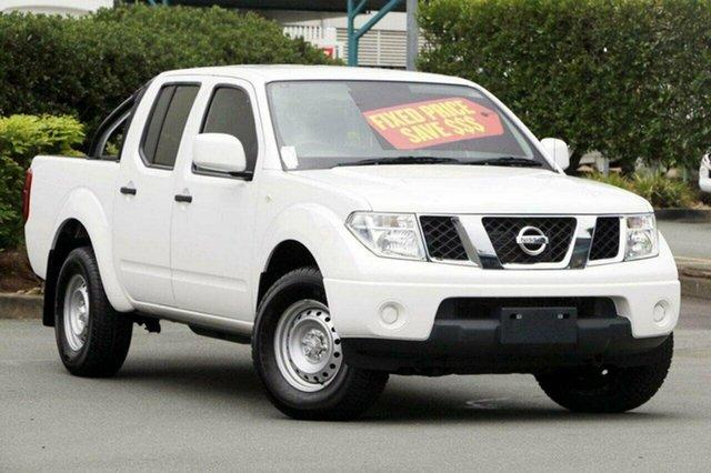 Used Nissan Navara RX, Acacia Ridge, 2015 Nissan Navara RX D40 S8 Utility