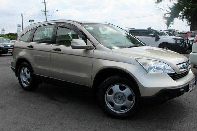 Used Honda CR-V 4WD, Tingalpa, 2008 Honda CR-V 4WD Wagon
