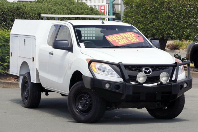 Used Mazda BT-50 XT Freestyle, Acacia Ridge, 2013 Mazda BT-50 XT Freestyle UP0YF1 Cab Chassis
