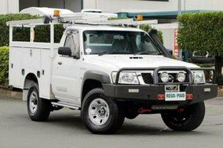 Used Nissan Patrol DX, Acacia Ridge, 2010 Nissan Patrol DX GU 6 MY10 Cab Chassis