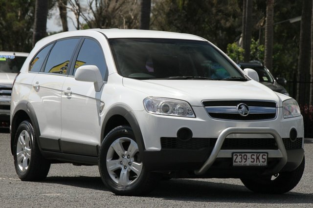 Used Holden Captiva SX AWD, Beaudesert, 2009 Holden Captiva SX AWD Wagon
