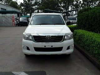 Used Toyota Hilux SR, Acacia Ridge, 2012 Toyota Hilux SR GGN15R MY12 Cab Chassis