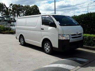 Used Toyota Hiace LWB, Acacia Ridge, 2014 Toyota Hiace LWB TRH201R MY14 Van