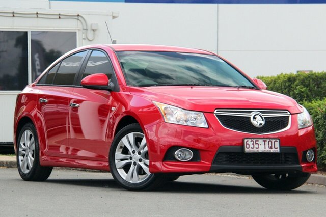 Used Holden Cruze SRi, Toowong, 2013 Holden Cruze SRi Sedan