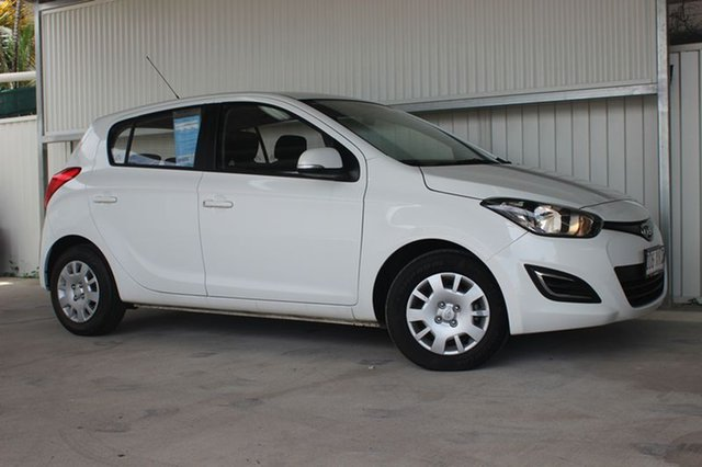 Used Hyundai i20 Active, Cairns, 2015 Hyundai i20 Active Hatchback